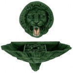 fontaine_coquille-lion-bec-verseur-vert-anglais